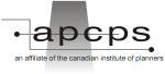 Association of Professional Community Planners of Saskatchewan Logo